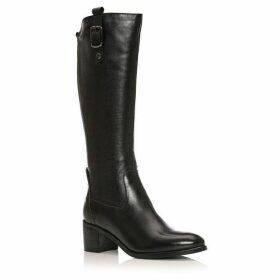 Moda in Pelle Tasso Low Smart Long Boots