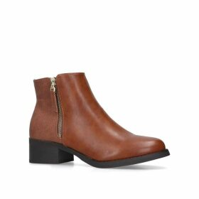 Miss KG Janice Low Heel Ankle Boots