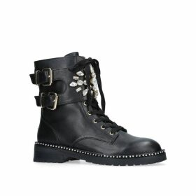 Kurt Geiger London Stoop Biker Boots