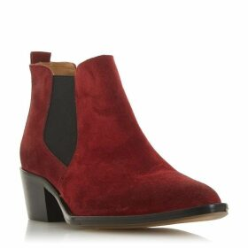 Dune Perbeck Cropped Western Ankle Boots