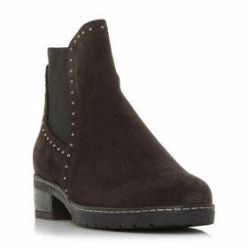 Gabor Malibu Stud Detail Chelsea Boots