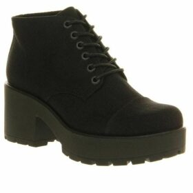 Vagabond dioon lace up boot
