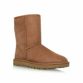 Ugg Short chestnut classic II boots