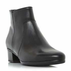 Gabor Delaware Stitch Detail Heeled Boots