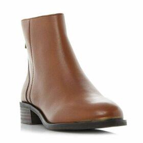 Steve Madden Rileey SM Back Zip Chelsea Boots