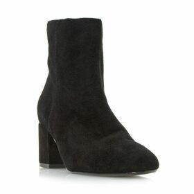 Dune Olyvea Mid Block Heel Ankle Boots