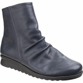 The Flexx Pan Fried Ruched Boots