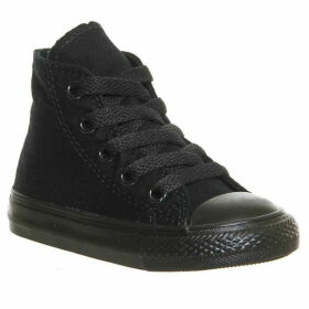 Converse Small Star Hi Canvas Trainers