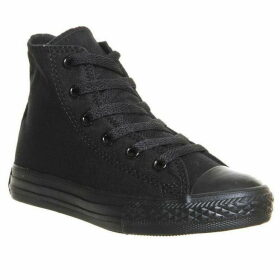 Converse All Star Hi Mid Sizes Trainers