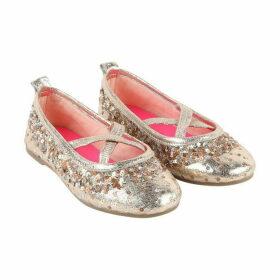 Billieblush Girl Ballerina Shoes