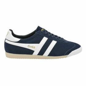 Gola Harrier Suede Mens Trainers