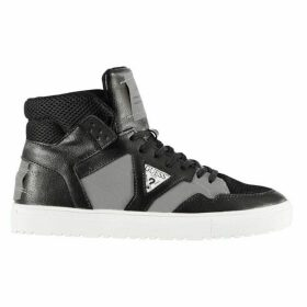 Guess Bruce Hi Top Trainers