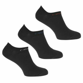 Calvin Klein Calvin 3 Pack Trainer Socks Mens