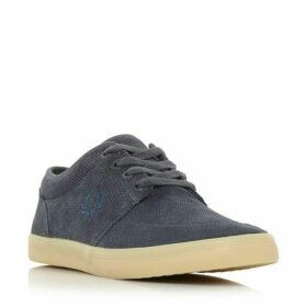 Fred Perry Stratford Perf Perforated Upper Trainers