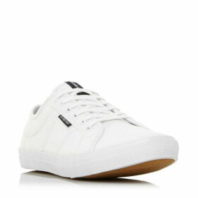 Jack and Jones Ross Canvas Lace Up Trainers