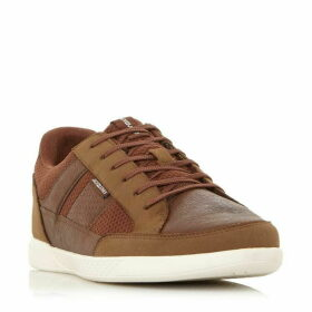 Jack and Jones Byson Mesh Combo Lace Up Trainers
