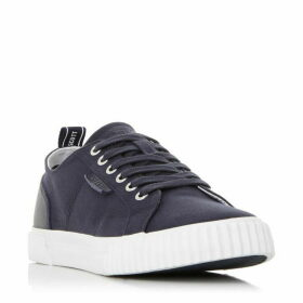 Lyle and Scott Mitchell Canvas Pump Trainers
