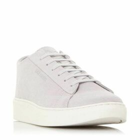 Lyle and Scott Shankly Suede Trainers