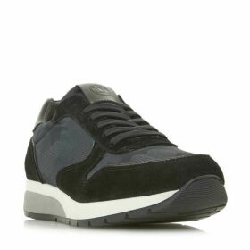 Dune Talca Mixed Panel Trainers