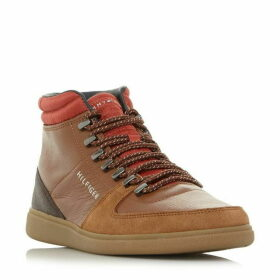 Tommy Hilfiger Hiking Hi Top Core Hiking Trainers
