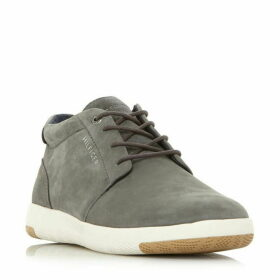 Tommy Hilfiger Light Nubuck La Sporty Chukka Trainers