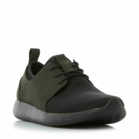 Kenneth Cole Design 20357 Knit Lace Up Trainers