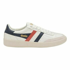 Gola Inca Leather Lace Up Trainers