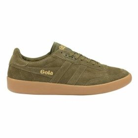 Gola Inca Suede Lace Up Trainers
