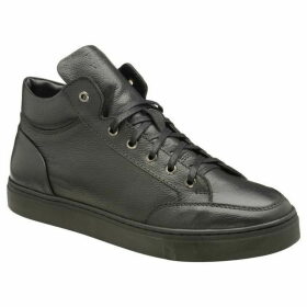 Frank Wright Rickman Men`S Leather Trainers