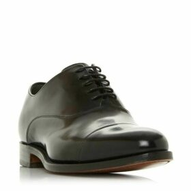 Barker Winsford High Shine Leather Shoe