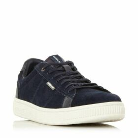 Jack and Jones Wolly Nubuck Seam Detail Trainers