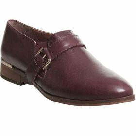 Office Fray Double Gusset Shoes