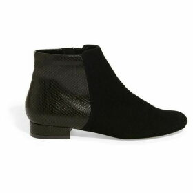Phase Eight Tammy Textured Flat Boots