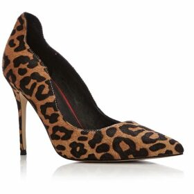 Moda in Pelle Crimsa High Occasion Shoes