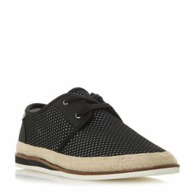 Dune Fantastic Perforated Lace Up Shoes