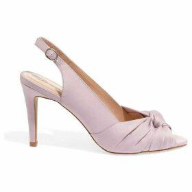 Phase Eight Rhia Knot Front Slingback Peeptoe Shoe