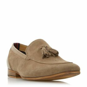 Dune Polwarth Suede Loafers