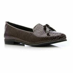 Moda in Pelle Eadlist Flat Smart Shoes