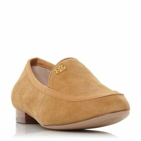 Lauren Clair Bound Apron Loafers