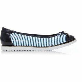 Moda in Pelle Feleas Flat Casual Shoes