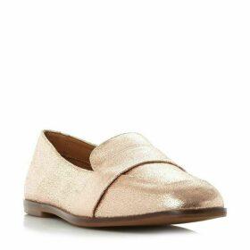 Kenneth Cole Glide Slide Metallic Loafers