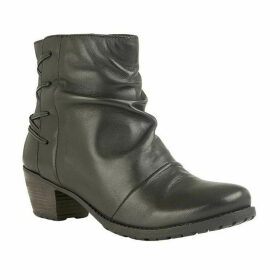 Lotus Shoes Fortune Heeled Ankle Boots