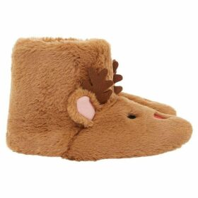 Therapy London Rudolph slipper boot