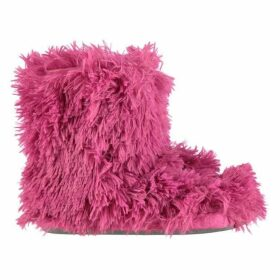 Therapy London Monster slipper boot
