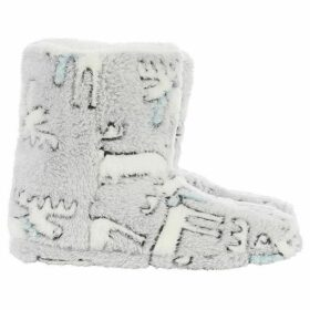 Therapy London Melvin moose slipper boot