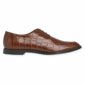 Whistles Weston Studded Lace Up Shoe