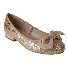 Lotus Shoes Elms Floral Print Flats