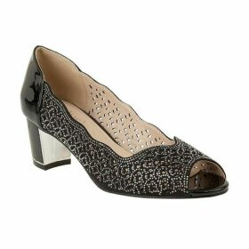 Lotus Shoes Attica Peep Toe Courts