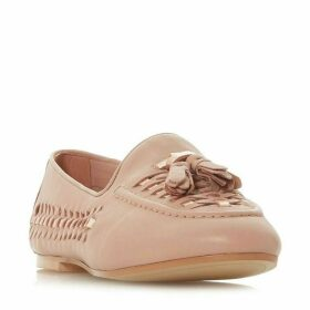 Dune Gazele Tassel Woven Loafer Shoes