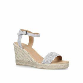 Carvela Krystal Sandals